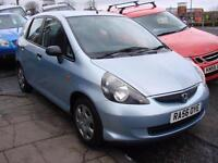 EXCELLENT VALUE!!! 2007 HONDA JAZZ 1.2 i-DSI S 5dr, 1 YEAR MOT, 1 OWNER FORM NEW