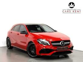 image for 2017 Mercedes-Benz A Class A45 4Matic 5dr Auto Hatchback Petrol Automatic