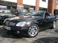 2004 04-Reg Mercedes SLK200 Kompressor auto Special Edition,GEN 52,000 MILES!!!!