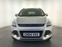 2014 FORD KUGA ZETEC 4X4 TDCI DIESEL AUTOMATIC 1 OWNER FORD SERVICE HISTORY