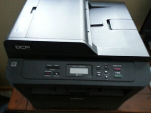 Brother DCP-7065DN Printer with paper - make me an offer