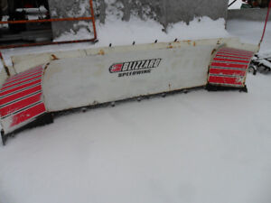 Snow Plow used