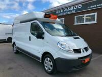 2013 63 RENAULT TRAFIC 2.0 DCi 115 BHP LWB HI ROOF AIRCON ELECTRICS IDEAL CAMPER