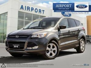 2016 Ford Escape SE FWD with only 87,328 kms