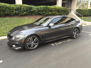 2016 BMW 4-Series 435 GRAND COUPE XDRIVE Sedan