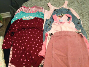 bag 12-18 month baby girl clothes
