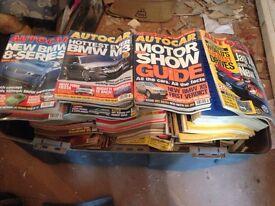 Autocar magazines collection! 200+ bulk