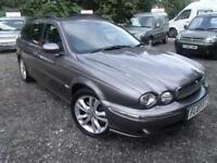 2007 Jaguar X Type 2.2d SE 5dr [Euro 4] 5 door Estate