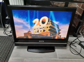 """22"""" LCD HD TV FREEVIEW +REMOTE"""