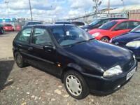 1997/P Ford Fiesta 1.25 Chicane LONG MOT EXCELLENT RUNNER