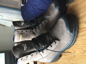 Size 10 wildsiders terra boots
