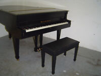 Germany made baby grand piano RONISCH