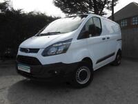 Ford Transit Custom 270 Base Van 2.0 105ps Euro 6 Six speed