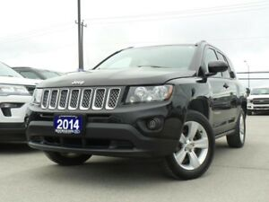 2014 Jeep Compass NORTH 2.4L 4CYL