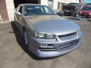 2001 Nissan Skyline R34 GTT Sedan