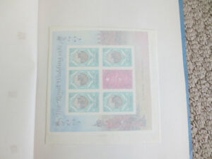 Philatelic Stamp colllection