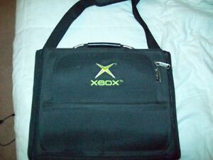 Xbox offical carrying case