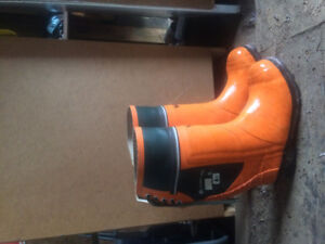 Chainsaw boots for sale size 10