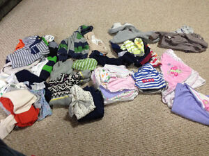 Baby clothese various items all in Premium Condition.