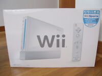 ***Excellent condition Wii*** Original owner 2 controls.........