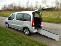 2012 Citroen Berlingo 1.6 Hdi 4 SEATS Wheelchair Accessible Disabled Adapted WAV
