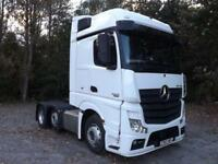 2012 Mercedes-Benz Actros 2545 6x2 Tractor Unit