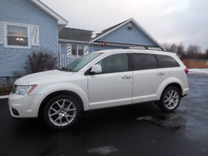 2013 Dodge Journey AWD  R/T V6