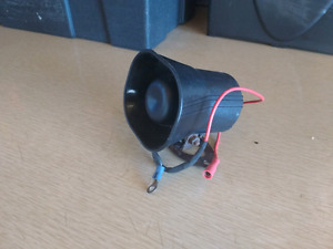 12v siren for car alarm etc