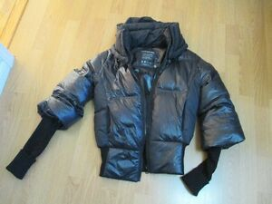calvin klein duck down jacket
