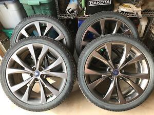 "21"" Stock Ford Edge Sport Rims"