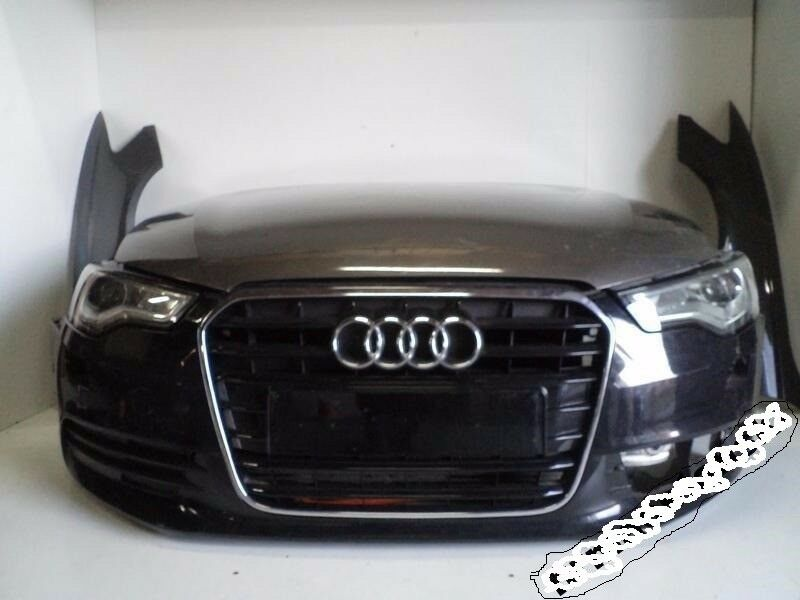 Car part: Single unit Front End UK Audi A6 2.8 2010 - 2016 4G5 4G2 4GD C7