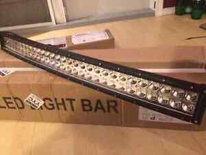 "22"" straight and 32"" curved led light bar ! BRAND NEW"