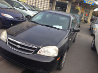 2005 Chevrolet Optra Automatique