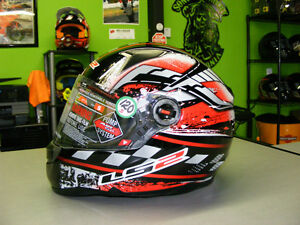 LS2 - Full Face Helmets - PUMP System - NEW at RE-GEAR Kingston Kingston Area image 1