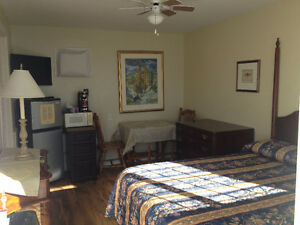 Clean Downtown Hotel rooms only $650.00 monthly