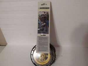 NEUF-NEW Karcher 2.643-005 Pressure Washer Rotating Wash Brush West Island Greater Montréal image 2