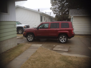 2012 Jeep Patriot SUV, Crossover
