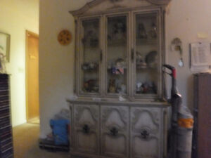 8 Piece furniture set in excellent condition $1000 O.B.O.