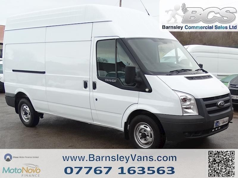 a2af57b065ecc1 2011 11 FORD TRANSIT T350 LWB HIGH ROOF TWIN SIDE DOORS - ONLY 88K