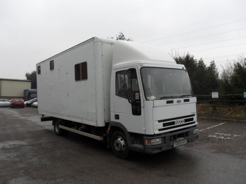 Iveco New Cargo 2001 Horsebox