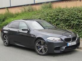 2012 BMW M5 4.4 M DCT 4dr