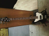 Stagg Bass Guitar (4 string) w/ cloth case + Bass Amp