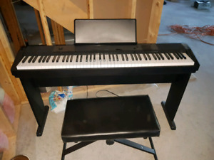 FOR SALE: Casio CDP-120 Digital Piano with Weighted Keys