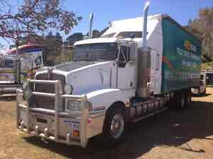 Kenworth T401 2007 rigid tautliner Perth Perth City Area Preview