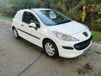 2008 Peugeot 207 1.4 HDi 70 Van CAR DERIVED VAN Diesel Manual