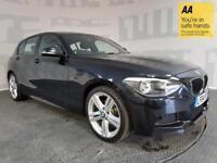 2014 64 BMW 1 SERIES 2.0 116D M SPORT 5D 114 BHP DIESEL