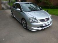 2005 Honda Civic 2.0i-VTEC Type R 3 Door Hatchback in Silver