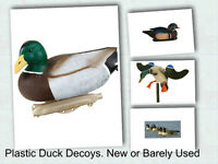 All Mallard, Wood Duck, Goose, and Mojo Decoys WANTED!