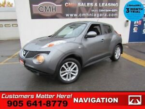 2014 Nissan Juke SV  AWD BLUETOOTH NAVIGATION HEATED SEATS ROOF