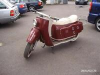 Maico Maicoletta All Variants Scooter 1958/6